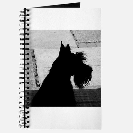 Dugan Black/white Journal