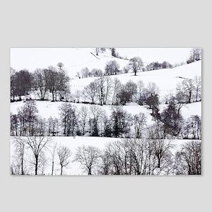 Volcans d'Auvergne, France - Postcards (Pk of 8)