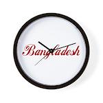 Bangladesh Wall Clock