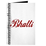 Bhatti name Journal