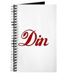 Din name Journal