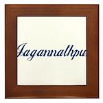 Jagannathpur Framed Tile