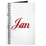 Jan name Journal