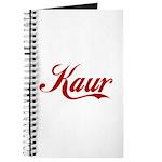 Kaur name Journal