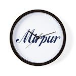 Mirpur Wall Clock