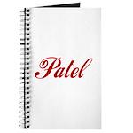 Patel name Journal