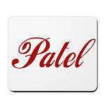 Patel name Mousepad