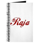 Raja name Journal