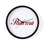 Sharrma name Wall Clock