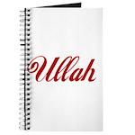 Ullah name Journal