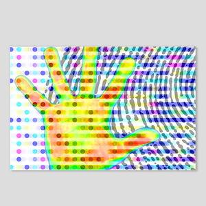 Genetic identity - Postcards (Pk of 8)