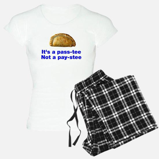 Pasty is a pass-tee Pajamas