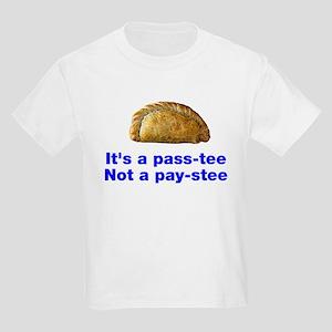 Pasty is a pass-tee Kids Light T-Shirt