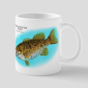 Smallmouth Bass Mug