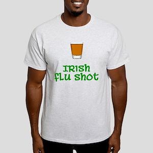 Irish Flu Shot Light T-Shirt
