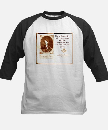For He Lives Twice - Alexander Pope Tee