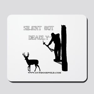 Silent But deadly Mousepad