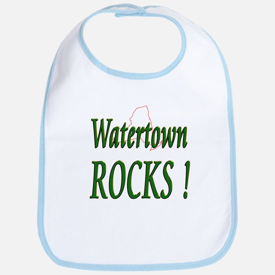 Watertown Rocks ! Bib
