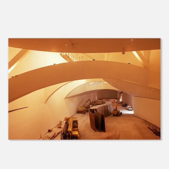 Guggenheim Museum interior - Postcards (Pk of 8)