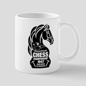 Shawshank Chess Championship Mugs