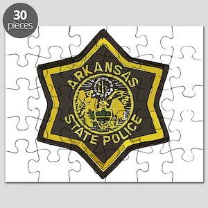Arkansas SP patch Puzzle