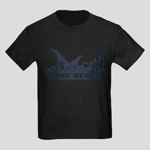 Port of Long Beach Kids Dark T-Shirt
