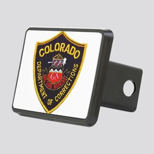Colorado DOC patch Rectangular Hitch Cover