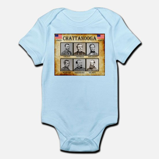 Chattanooga - Union Infant Bodysuit