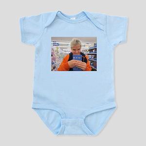 "Best ""Good-Bye"" Ever. Infant Bodysuit"