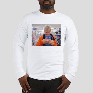 "Best ""Good-Bye"" Ever. Long Sleeve T-Shirt"