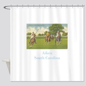Aiken Polo Shower Curtain