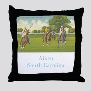 Aiken Polo Throw Pillow