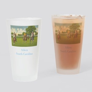 Aiken Polo Drinking Glass