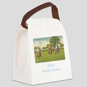 Aiken Polo Canvas Lunch Bag