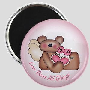 Love Bears All Angel Magnet