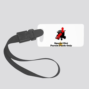 design Small Luggage Tag