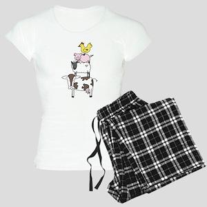 Farm Pyramid Women's Light Pajamas