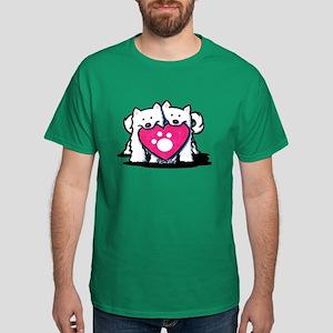 Valentine Duo Dark T-Shirt