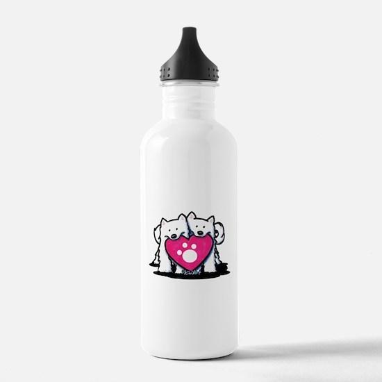Valentine Duo Water Bottle