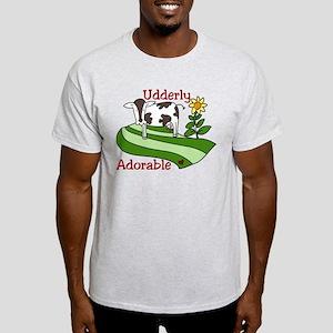 Udderly Adorable Light T-Shirt