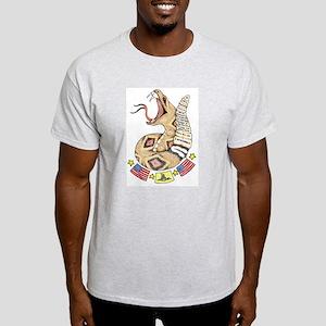 Second Amendment Rattler Light T-Shirt