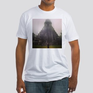 I LOVE TIKAL Fitted T-Shirt