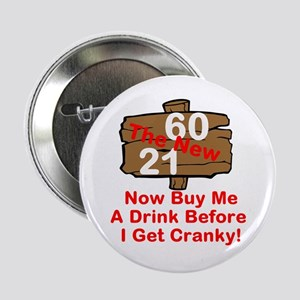 """60 The New 21 2.25"""" Button"""