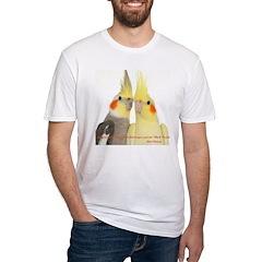 Cockatiel 2 Steve Duncan Shirt