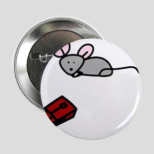 """Mouse Trap 2.25"""" Button"""