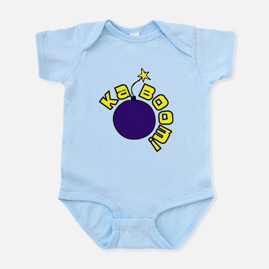 Kaboom Infant Bodysuit