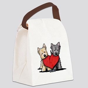 Valentine Cairns Canvas Lunch Bag