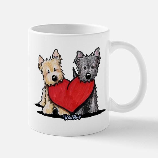 Valentine Cairns Mug