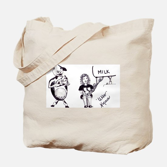 Udder Nonsense Tote Bag