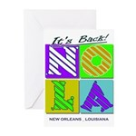 New Orleans NOLA Greeting Cards (Pk of 10)
